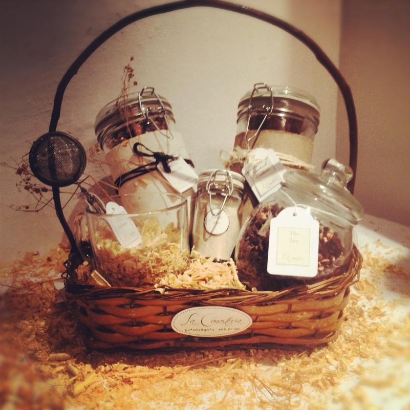 The Organic Basket