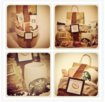 The Starbucks Basket: Limited Edition