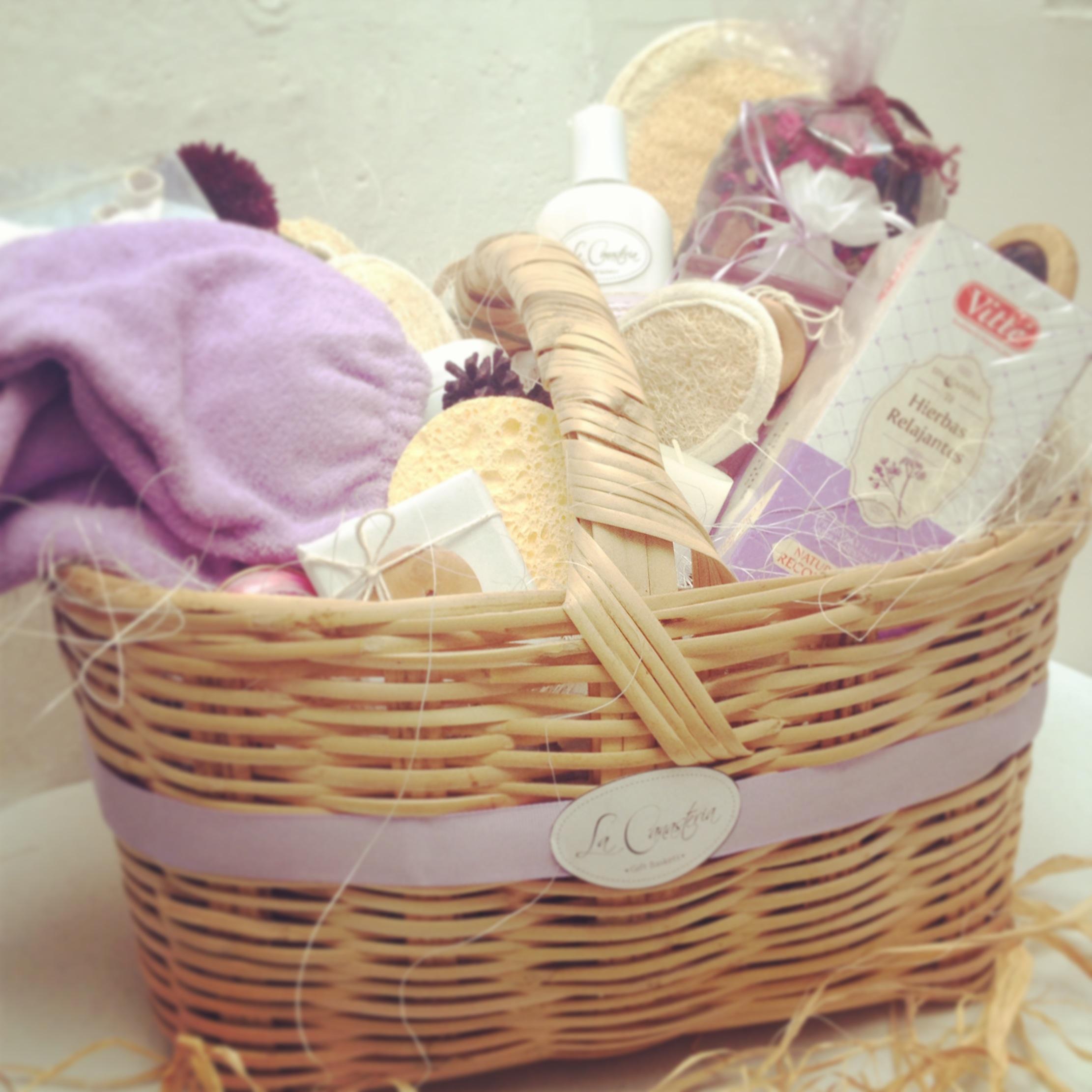 Set De Baño Para Regalar:GiftBasket