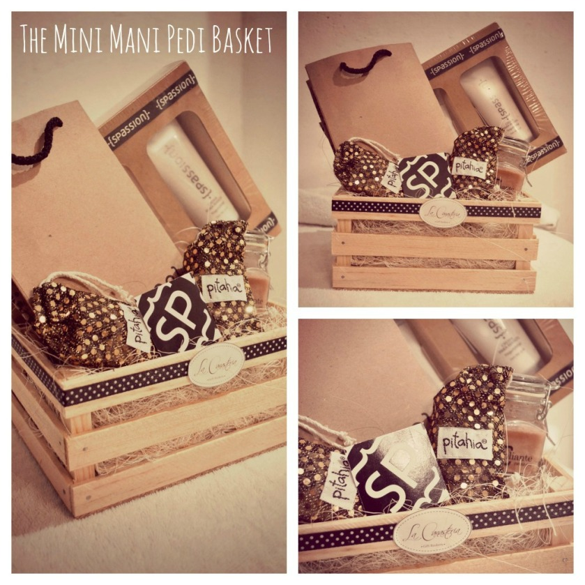 Mini Mani Pedi Basket_Title