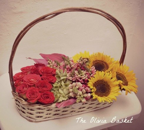 The Olivia Basket $450 MXN