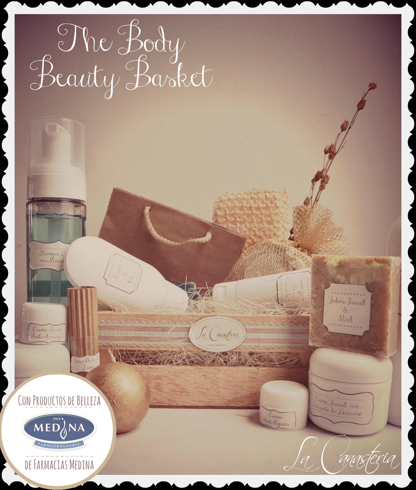 Canastas de regalo con productos de spa la canasteria - Articulos para spa ...