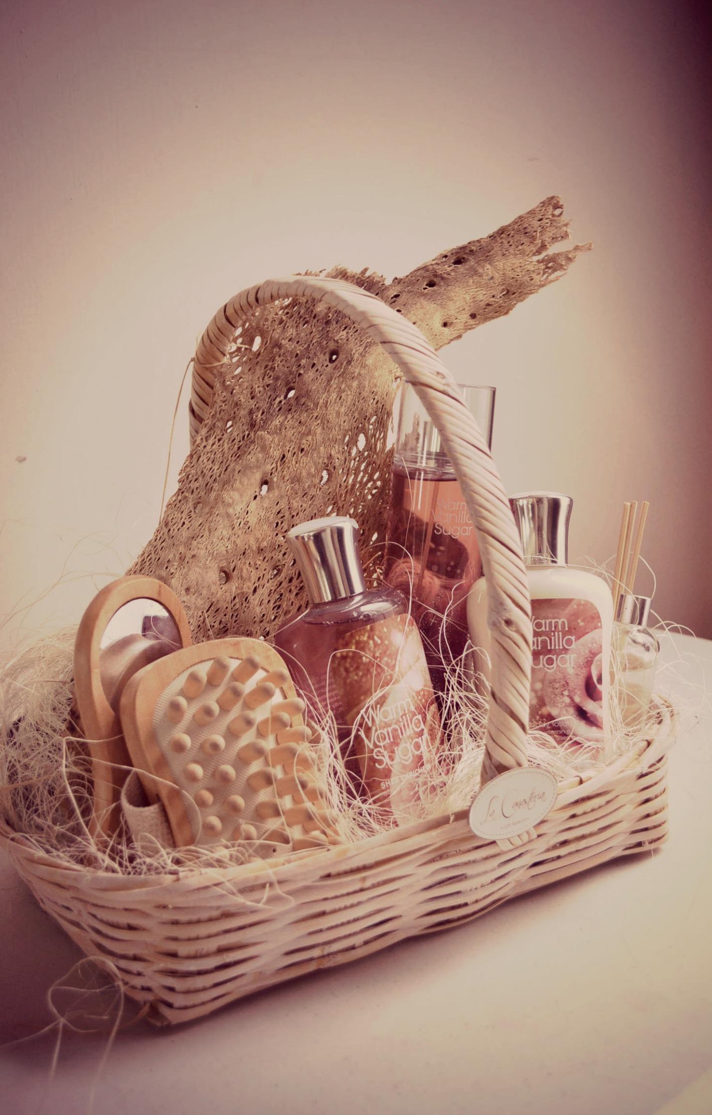Set De Baño Originales:Bath Gift Basket