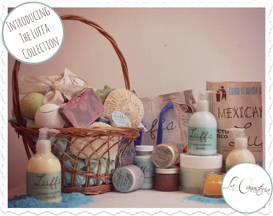 Canastas de regalo con jabones blog la canasteria - Articulos para spa ...