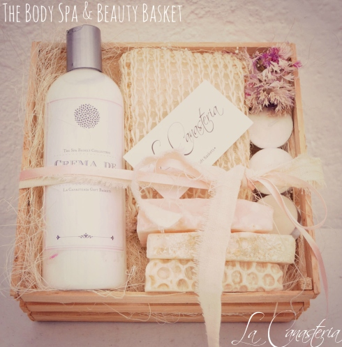 TheBodySpa&BeautyBasket