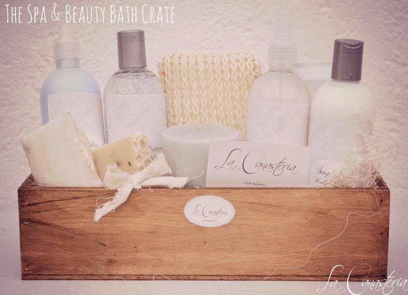 Thespa&beautybathcrate