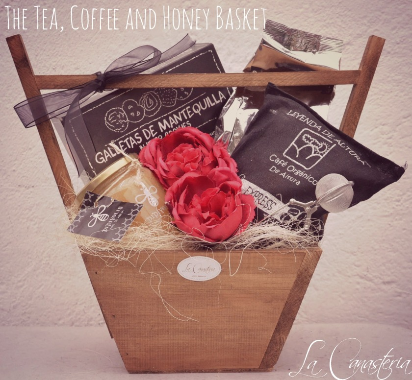 The Tea, Coffee And Honey Basket